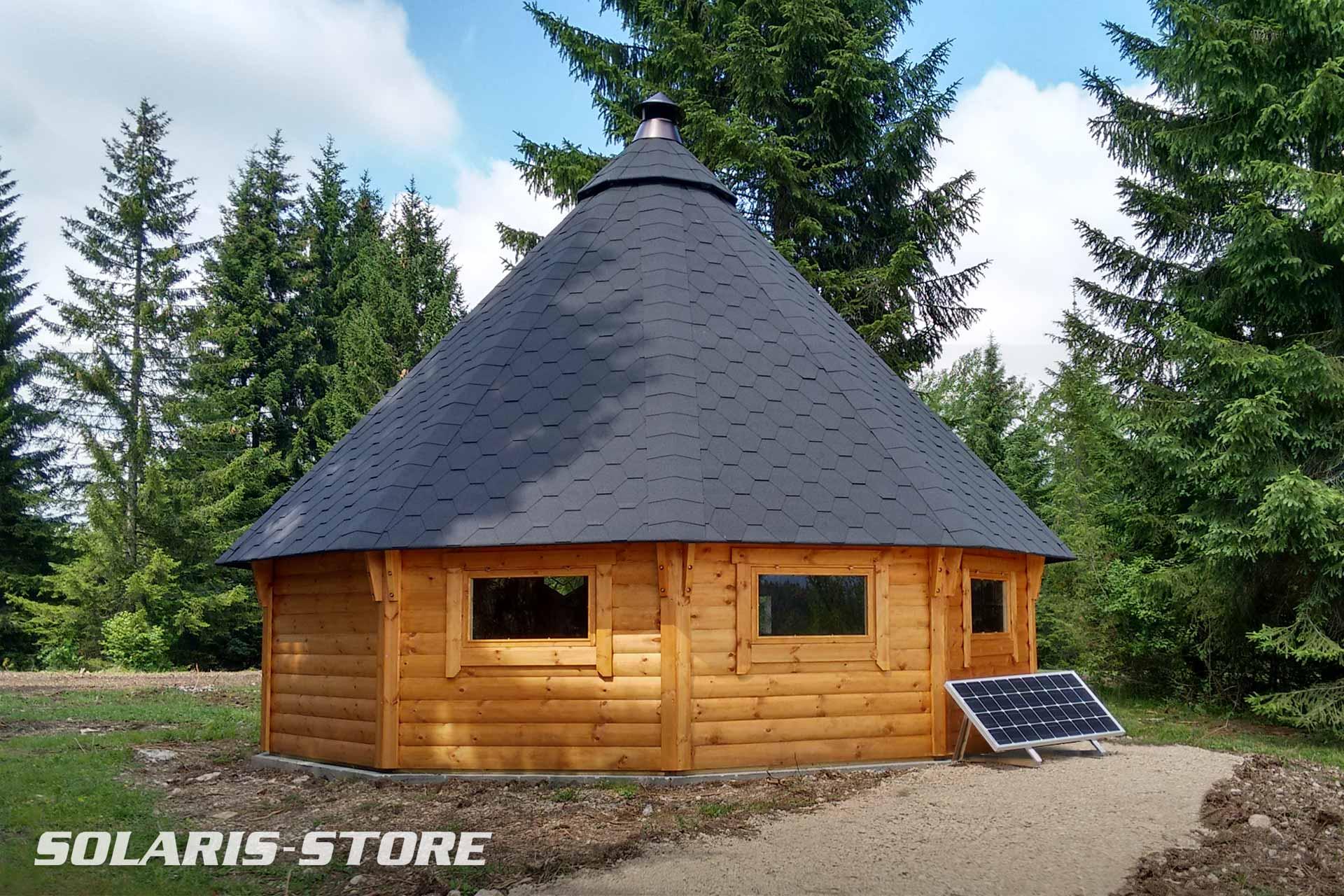 choisir un kit solaire pour site isol solaris store. Black Bedroom Furniture Sets. Home Design Ideas